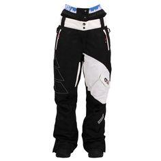 Picture Organic Clothing Pulp Pants Black, Women's Snowboarding/Ski Pants | f riders inc