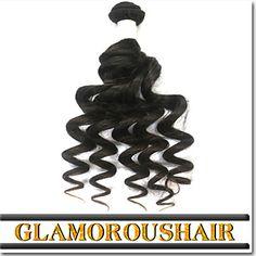 "3Pcs/Lot 12""-34"" Unprocessed Brazilian Virgin Remy Hair Italian Wave Human Hair Extension – USD $ 114.20"