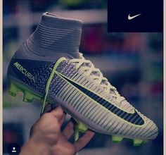 New Nike Mercurial Soccer Clothes, Nike Soccer Shoes, Soccer Outfits, Soccer Boots, Football Shoes, Football Cleats, Sport Outfits, Adidas Cleats, Soccer Motivation
