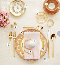 4 fabulous holiday table settings | Style at Home