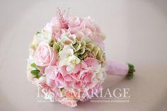 Wedding Flowers, Bride, Petra, Nasa, Green Hydrangea, Weddings, Wedding Bride, Bridal, The Bride