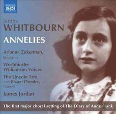 Arianna Zukerman - Whitbourn: Annelies