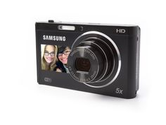 "Samsung DV300FBP, 16.1MP, 720p, 5x Opt Zoom, Wi-Fi, 1.5"" Front / 3"" Rear LCD, 4GB microS Card, miniHDMI, microSDHC (New) for $119.99"