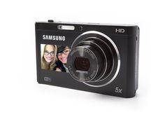 "Samsung DV300FBP, 16.1MP, 720p, 5x Opt Zoom, Wi-Fi, 1.5"" Front / 3"" Rear LCD, 4GB microS Card, miniHDMI, microSDHC (New) for $119.99"