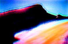 Se Mountain of the Mind 1 Digital grafikk av Marianne Heske. Northern Lights, Mindfulness, Fine Art, Abstract, Artwork, Nature, Mountain, Summary, Work Of Art