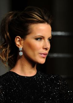 Kate Beckinsale - my ideal highlights for my hair. Yet to find a decent hairdresser that can pull it off though.