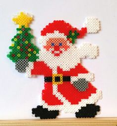 Julemand med juletræ
