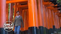 "Adventure in Kyoto! Loads of culture and history in one city. We've got all that and more in this episode of ONLY in JAPAN. Kyoto's ""Shrine of 10,000 'Torii'..."