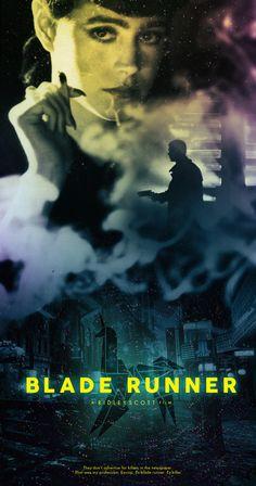 Blade Runner by Benmadethis
