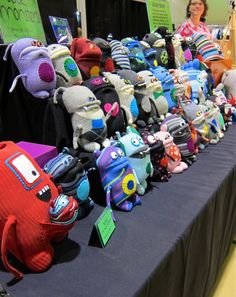 sock monsters - Google Search More