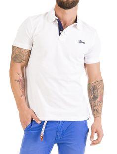 Polo Hombre Blanco #men #fashion #polo #compras #shopping #chueca #madrid #xxxmadrid #blanco