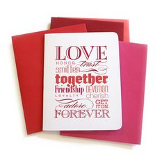 Love Together Forever Set, $13, now featured on Fab.