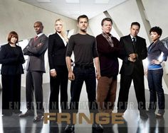 Fringe TV Series Absolutely one of the best Series in years
