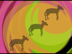 ▶ Carnival of the Animals; xiv. Finale by Camille Saint-Saëns :: Animation by Victor Craven - YouTube