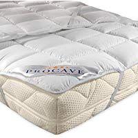 Procave Matratzen Schoner Micro Comfort In Verschiedenen Grossen Matratzen Auflage 100 Aus Deutschland Unterbett So Matratzen Schoner Matratze Matratzenauflage