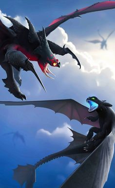 httyd dragons art & httyd dragons + httyd dragons species + httyd dragons art + httyd dragons types + httyd dragons as humans + httyd dragons night fury + httyd dragons species list + httyd dragons drawing Httyd Dragons, Cute Dragons, Dreamworks Dragons, How To Train Dragon, How To Train Your, Dragon Wallpaper Iphone, Night Fury Dragon, Dragon Movies, Dragon Sketch