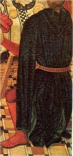 - OPUS INCERTUM -: 4.SOBRETODO 1470-1480. El festín de Herodes, Pedro García de Benabarre, retablo de San Juan Bautista, Museo Nacional de Arte de Cataluña, Barcelona