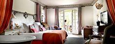 Chambres - Hotel charme Saint Tropez - Villa Marie : Hotel 5 etoiles Saint-Tropez – Ramatuelle