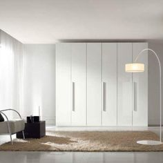 """""""In a minimal interior, what you don't do is as important as what you do."""" -Nate Berkus"""