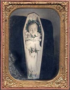Memento Mori - Jack and Beverly's Cased Daguerreotype and Ambrotype Post Mortem Photographs