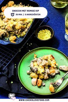 Food Inspiration, Love Food, Food And Drink, Pasta, Chicken, Meat, Dinner, Mushroom, Beef