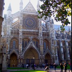 Westminster London - one of our favorites!!