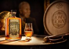 Tom's Town Distilling Co. Branding by Kevin Cantrell