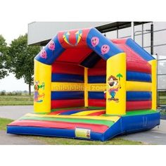 Better at colorful commercial grade inflatable bouncers,inflatable bouncers for kids