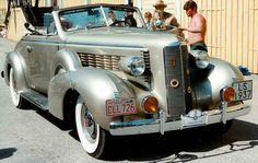 1937 LaSalle 37-5067 Convertible Coupe