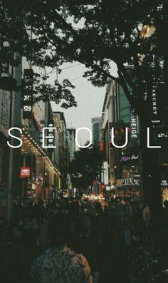 Seoul.  Shout Korea selatan