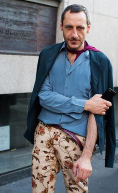 The Sartorialist / On the Street…..Via Senato