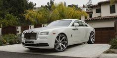 Rolls Royce | White | Wraith | car gallery | Forgiato