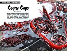 COPTER COPS 1958
