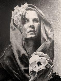 skull in the hands II by AndreySkull.deviantart.com on @deviantART