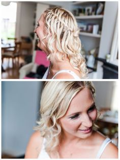 Boho Bridal Braid