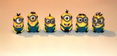 Minions - by Zoe's Fancy Cakes @ CakesDecor.com - cake decorating website