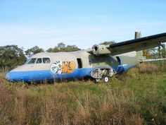 Abandoned airplane | Flickr - Photo Sharing!