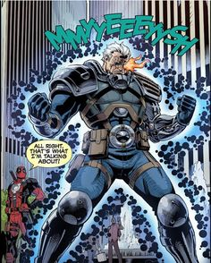 SPOILERS! KIND OF] Deadpool & Cable: Split Second Thoughts ...