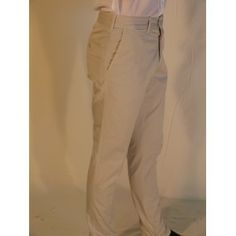 """Ice-white"" chino trousers Visit www.pinzani.biz to find out more"