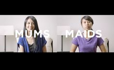 Mums and Maids #igiveadayoff https://youtu.be/jUxkOSkD8Rc via @YouTube