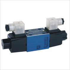 Hydraulic Valves 4WE10 as a four-way valve, it is commonly used to extend and retract a double-acting hydraulic cylinder or to control a rotary hydraulic motor. www.bstind.com/hydraulic-valve