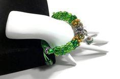 Handmade Bracelets, Handmade Jewelry, Handmade Gifts, Mother Day Gifts, Gifts For Mom, Handmade Design, Christmas Shopping, Czech Glass Beads, Christmas Countdown