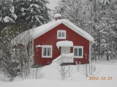 Huset på vintern - Get $25 credit with Airbnb if you sign up with this link http://www.airbnb.com/c/groberts22