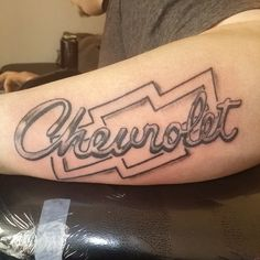 72 best chevy tattoo ideas images on pinterest chevy tattoo rh pinterest com chevy bowtie tattoos pics chevy bowtie tattoos pics