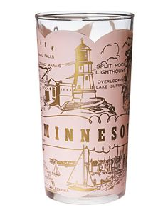 State Souvenir Glasses - Souvenir Drinking Glasses From All 50 States - Country Living