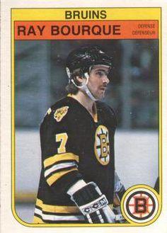 Hockey Cards, Baseball Cards, Ray Bourque, Boston Sports, Boston Bruins, Hockey Players, Ice Hockey, Water Sports, Nhl