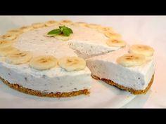 Χωρίς ψήσιμο, νόστιμο κρύο κέικ σε 10 λεπτά # 314 - YouTube Best Dessert Recipes, Special Recipes, My Recipes, Sweet Recipes, Summer Desserts, Fun Desserts, Dessert Mousse, Cream Cheese Desserts, Cold Cake