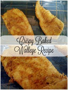 Love crispy, breaded fish but dislike the deep-frying? We have the perfect Crispy Baked Walleye Recipe for you that only takes 25 minutes to prepare and make! For those of you who only like deep-fried fish, you will absolutely love this recipe. Change up the recipe a bit by using your favorite seasonings or you can also use tilapia or other white fish fillets. Our Personalized 9×13″ Glass Baking Dish worked perfectly for the recipe too!