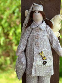 Angel sleep, handmade. Tilda