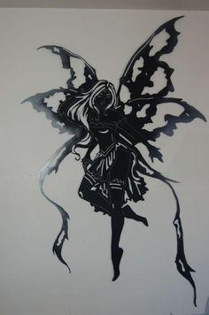 metal art... I need one!
